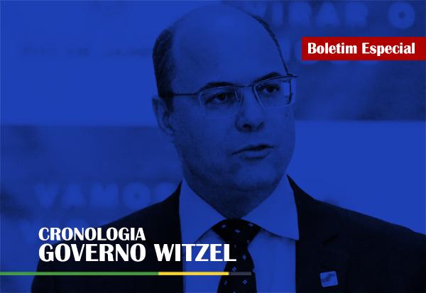 Cronologia do Governo Witzel