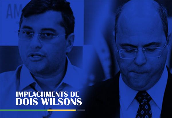 Impeachments de dois Wilsons