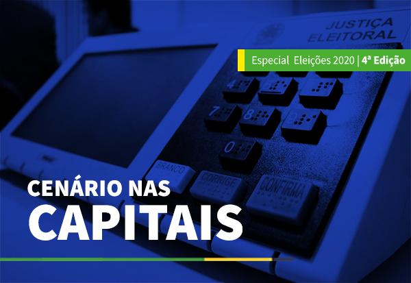 Cenário nas capitais