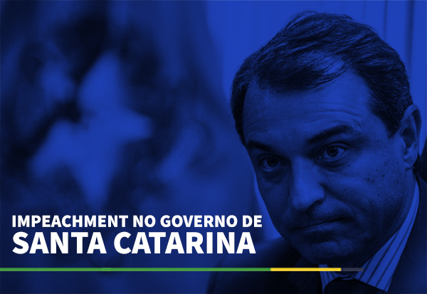 Impeachment do Governador de Santa Catarina