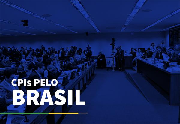 CPIs pelo Brasil