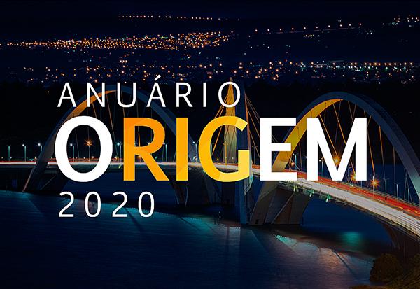 Anuário Origem 2020 premia Juliana Celuppi entre os 20 profissionais de RelGov mais admirados do Brasil