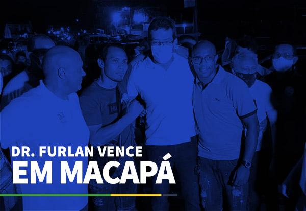 Dr. Furlan vence em Macapá