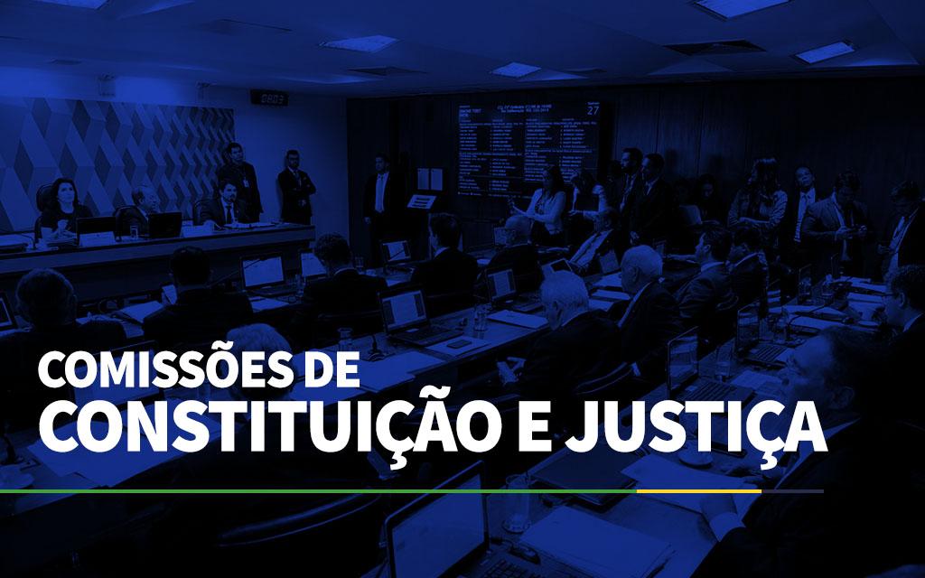 Comissões de Constituição de Justiça