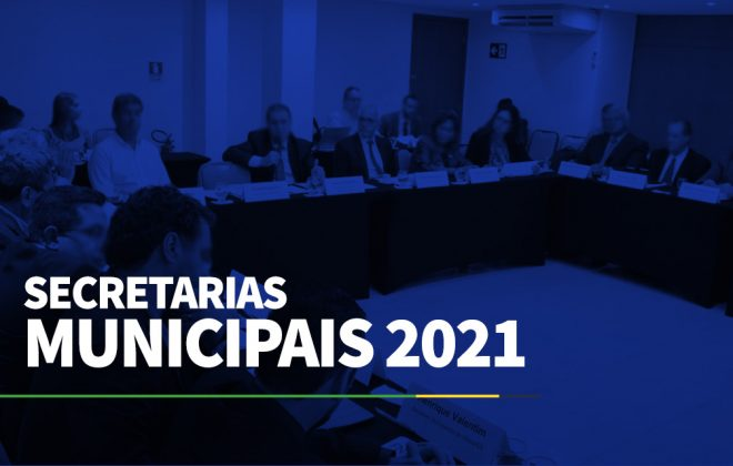 Secretarias Municipais 2021
