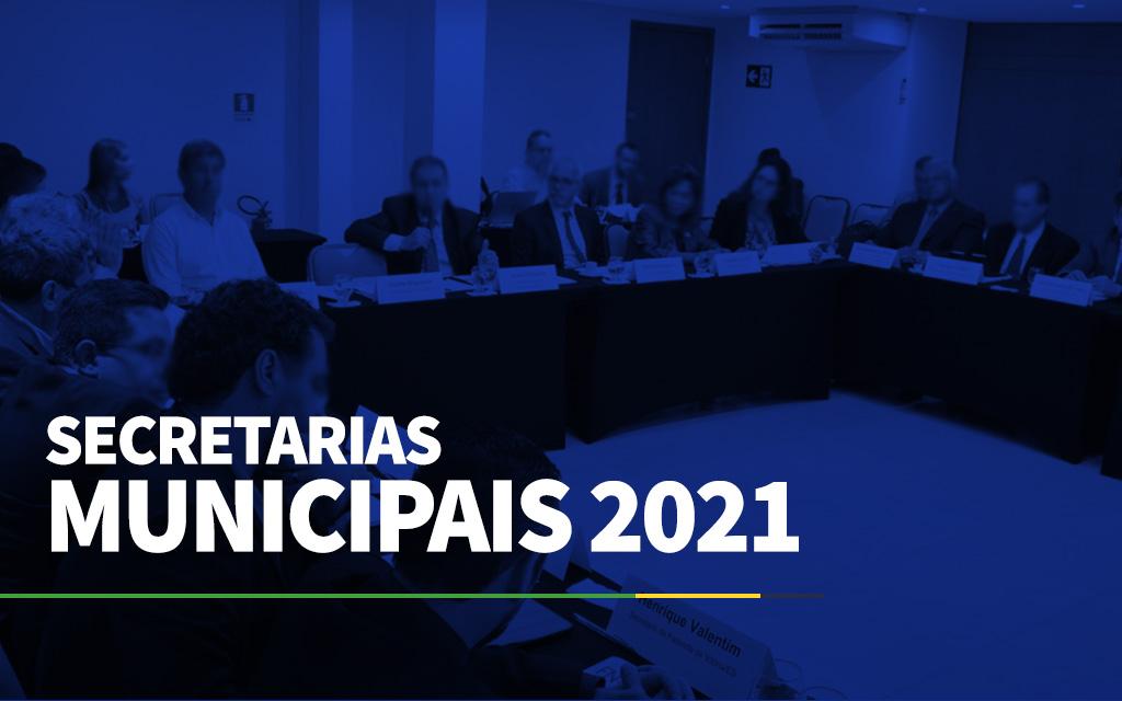 Secretarias Municipais 2021