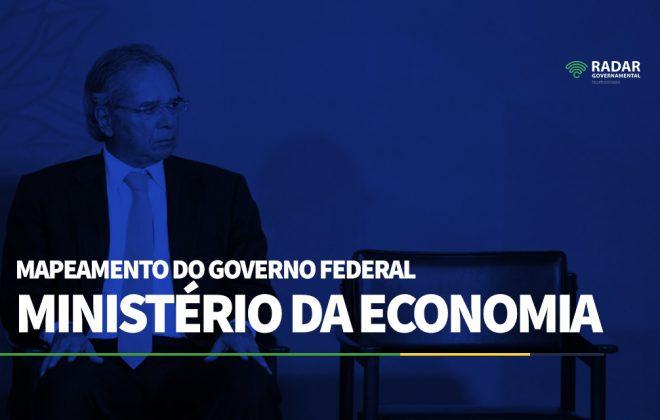 Mudanças no Ministério da Economia