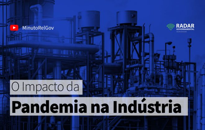 O Impacto da Indústria na Pandemia