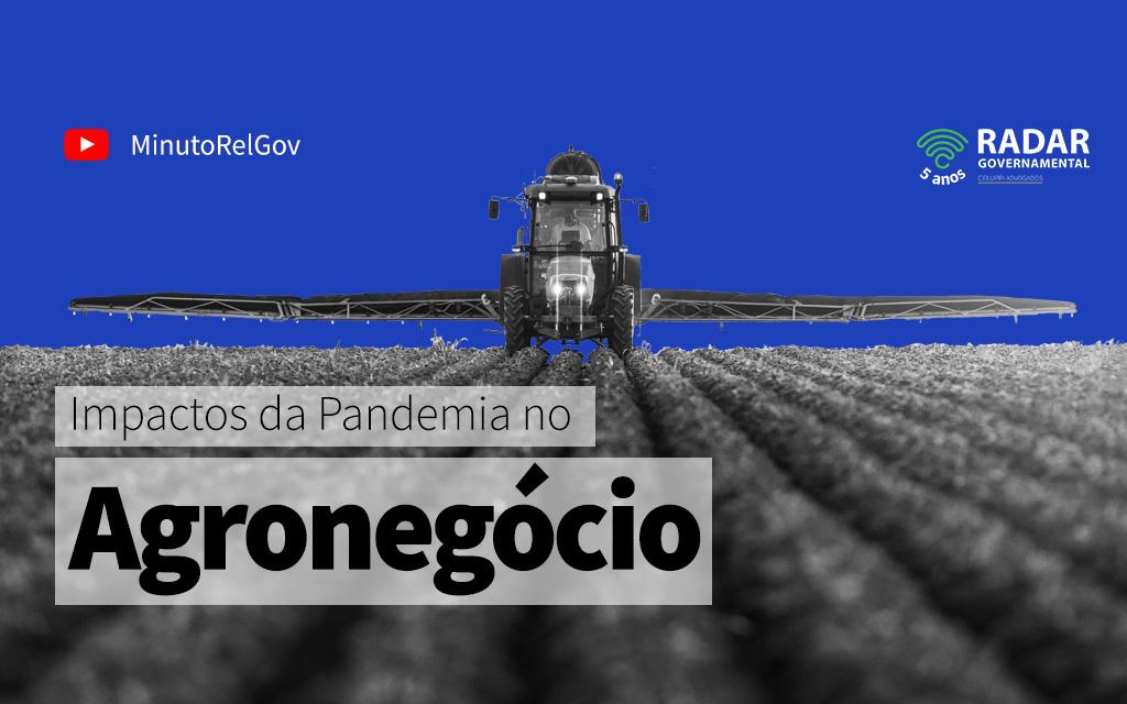 Impactos da Pandemia no Agronegócio