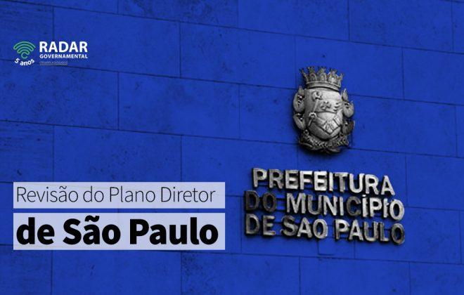 Revisão do Plano Diretor de São Paulo