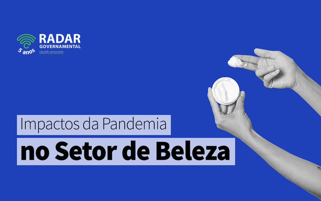 Impactos da Pandemia no setor de Beleza