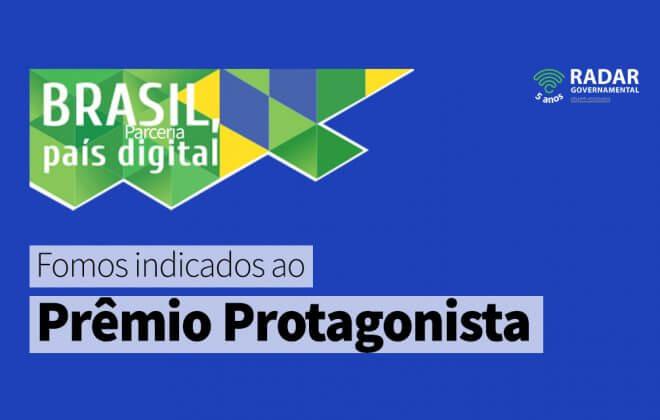 Prêmio Protagonista Brasil País Digital