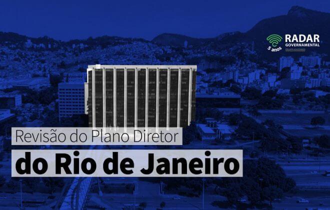 Revisão do Plano Diretor do Rio de Janeiro