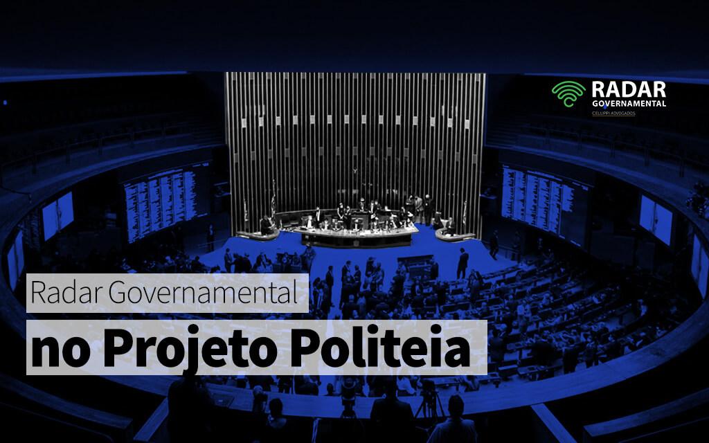 Radar Governamental no Projeto Politeia